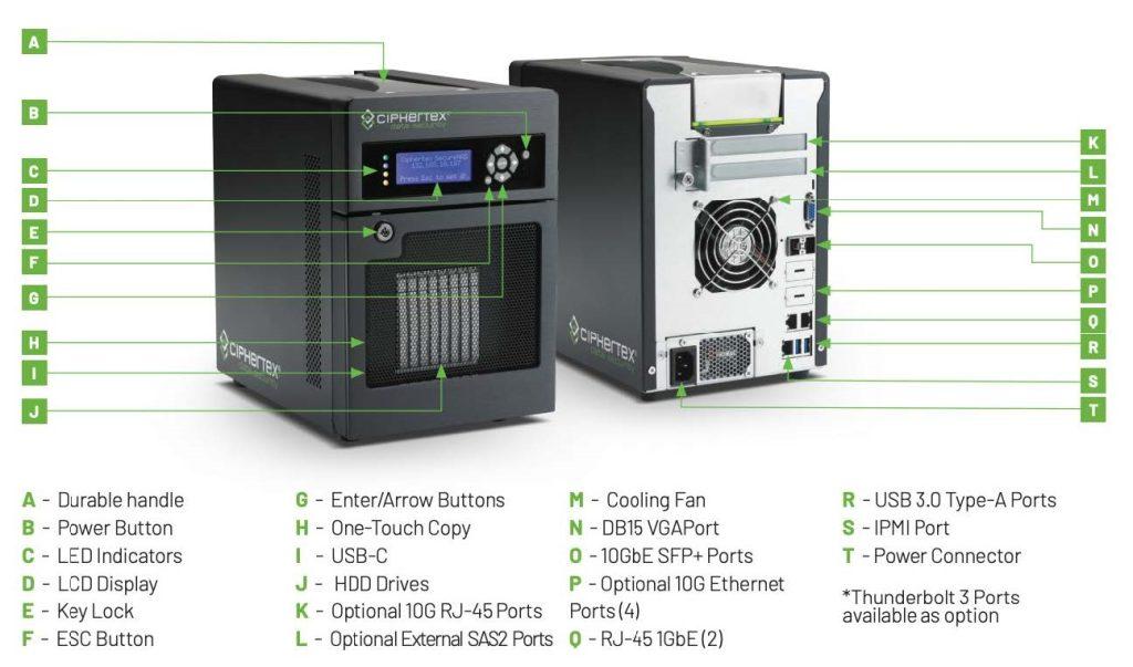 CX-80KSD with Details Labels