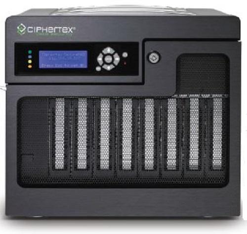 Ciphertex SecureNAS CX-80KHD-X