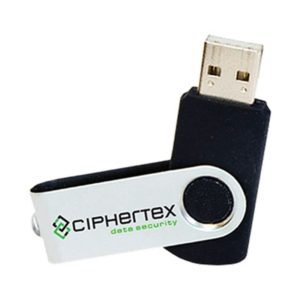 Encryption USB Key - CIPHERTEX Data Security