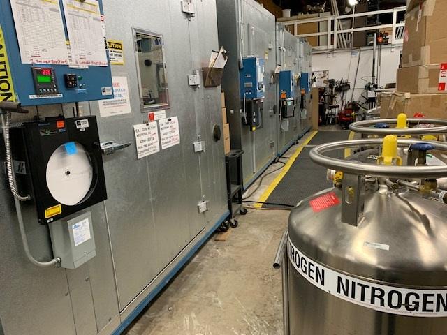 Federal & Military Environmental Test Lab