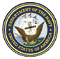 Departament of The NAVY USA