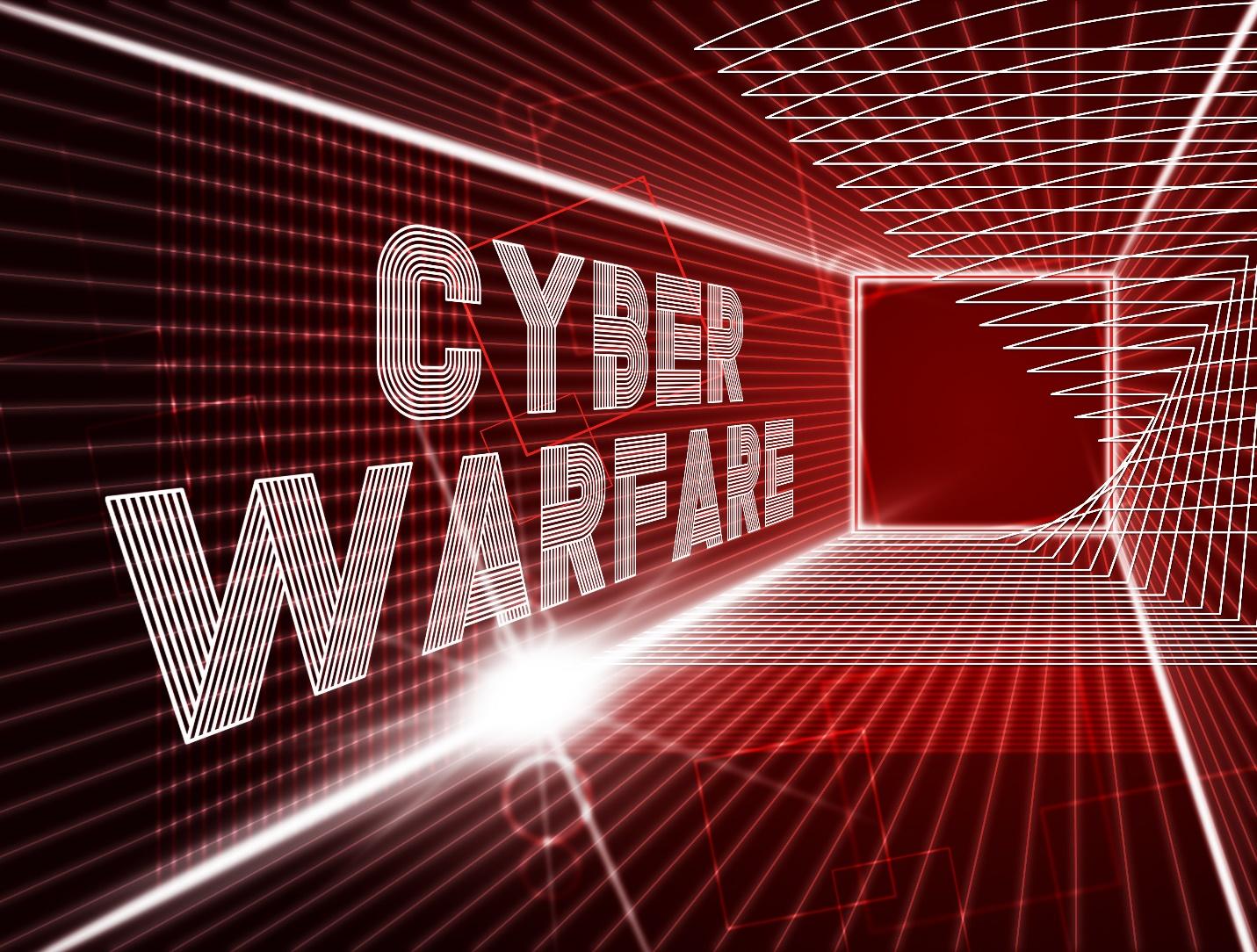 Cyberwarfare Digital Armed Attack Surveillance