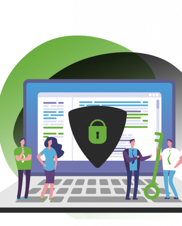 Creating an Effective Data Security Policy Infographic