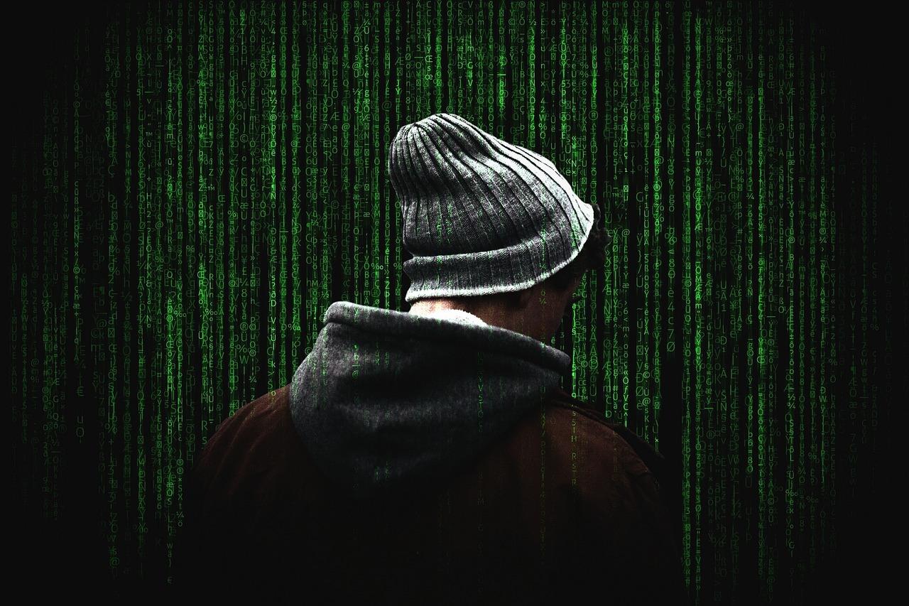 guy in the matrix