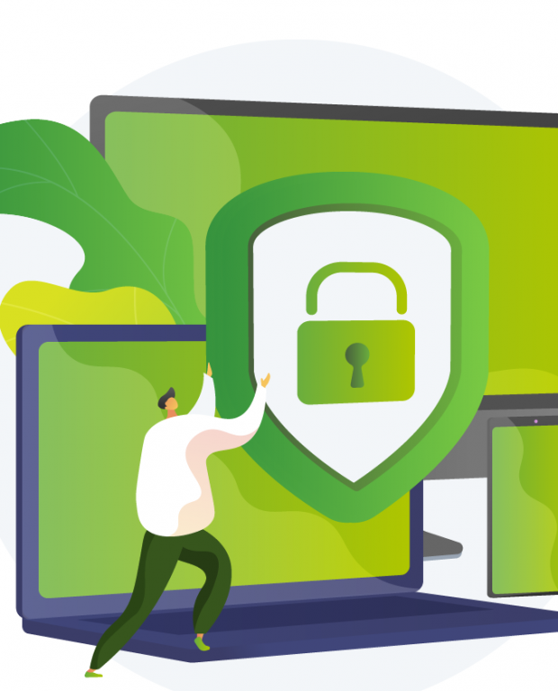 Protecting Data For Your Remote Teams in the Entertainment Industry Infographic